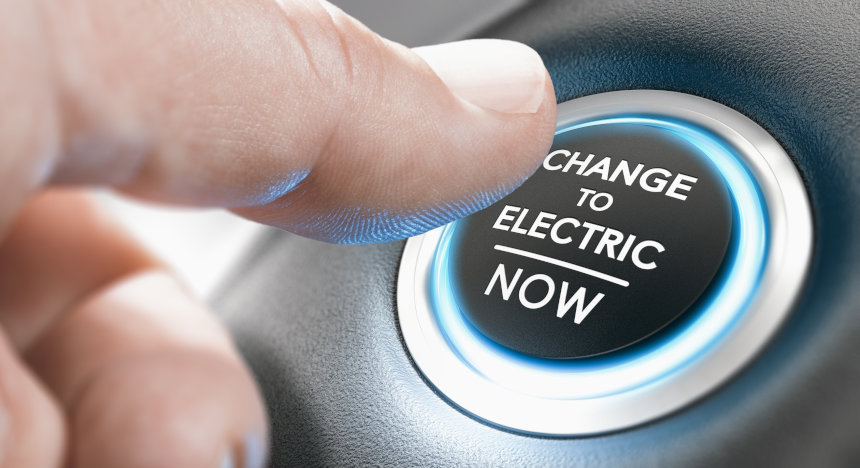 Change to electric - now.